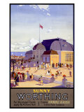 Worthing Giclee Print by  Richmond