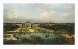 Palace Nymphenburg in Munich Collectable Print by Bernardo Bellotto