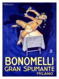 Bonomelli Gran Spumante Giclee Print by Achille Luciano Mauzan