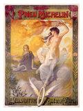 Pneu Michelin, 1905 Giclee Print
