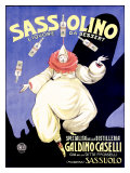 Sassolino Giclee Print