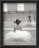 Little Ballerina Poster par David Handley