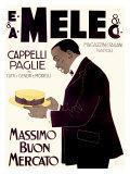 E&A Mele, Massimo Buon Mercato Giclee Print by Franz Laskoff
