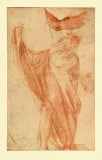 Apostel-Figure Collectable Print by Antonio Allegri Da Correggio