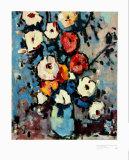 Flores Pôsters por Sepp Brauchle
