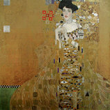 Adele Bloch-Bauer I Affiches par Gustav Klimt