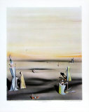 Toilette de l'Air, 1937 Collectable Print by Yves Tanguy