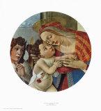 Madonna Samlertryk af Sandro Botticelli