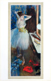 Balletteuse Poster by Edgar Degas