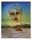 Naissance d'Une Divinite Posters av Salvador Dalí