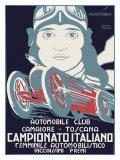 Campionato Italiano Giclee Print by Alberto Bianchi