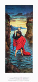 Saint Christopher Prints by Dierick Bouts