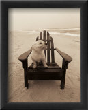 Life's a Beach Print by Jim Dratfield