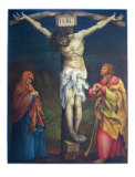 The Crucifixion Collectable Print by Matthias Gruenewald