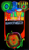 World Tournee Posters av Friedensreich Hundertwasser
