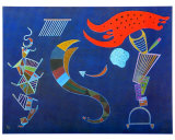 The Arrow, 1943 Prints by Wassily Kandinsky