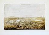 View of a City Samlertryk af Aelbert Cuyp