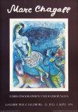 Sirkus Posters tekijänä Marc Chagall