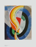 Helice, Screw-Line Posters by Robert Delaunay