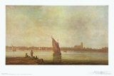 View of Dordrecht Poster by Aelbert Cuyp