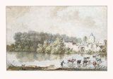 The Ford Collectable Print by Nicolaes Berchem