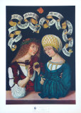 Pair of Lovers Collectable Print