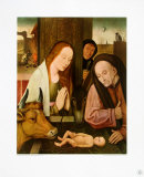 Adoration Collectable Print by Hieronymus Bosch