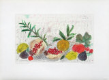 Fruits of the South Collectable Print by Max Peiffer Watenphul