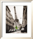 Big Jump in Paris Prints by T. Krusselmann