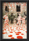 Repetitive Vision, c.1996 Poster von Yayoi Kusama