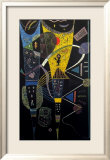 La Tension Double, 1938 Affiches par Wassily Kandinsky