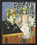 The Black Table, c.1919 Art par Henri Matisse