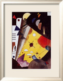 Tension in Height Posters tekijn Wassily Kandinsky