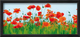 Poppy Fields Print by Jan Lens