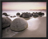 Moeraki Morning Prints by Massimo Ripani