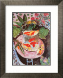 Poissons rouges Art par Henri Matisse