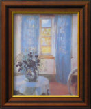 Window Affiches par Michael Peter Ancher