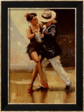 Put on Your Red Shoes Prints by Raymond Leech