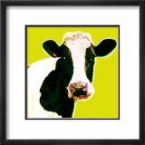 The Cow Poster von Brian Brown
