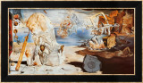 The Apotheosis of Homer Art by Salvador Dalí