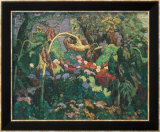 The Tangled Garden Poster by J. E. H. MacDonald