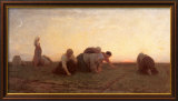 The Weeders, 1860 Prints by Jules Breton