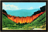 Valley Curtain, c.1972 Posters by Christo