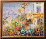 Bordighera Posters par Claude Monet
