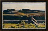 Collines au sud de Truro, 1930 Posters par Edward Hopper