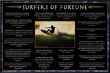 Surfers Of  Fortune Prints