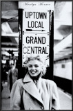 Marilyn Monroe - Grand Central Station Posters