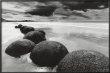 Boulders on the Beach Photo