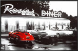 Rosie&#39;s Diner Print