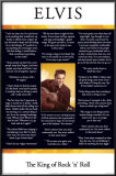 Elvis - In Their Words Posters